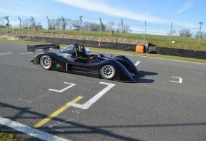 JEC Jaguar Track Day