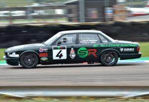 Jaguar Saloon Racing