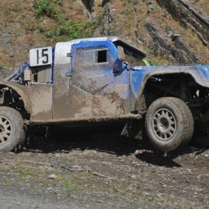 Rob Bool Land Rover Racing