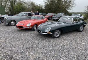 classic jaguar open day